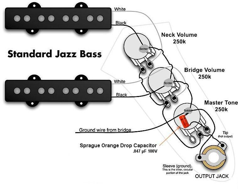 fender jazz pickups out of phase? talkbass com fender noiseless jazz bass pickups wiring diagram jazz bass pickup wiring #8