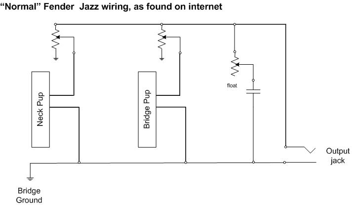 wiring question 3 wire pickups talkbass com jazz schematic