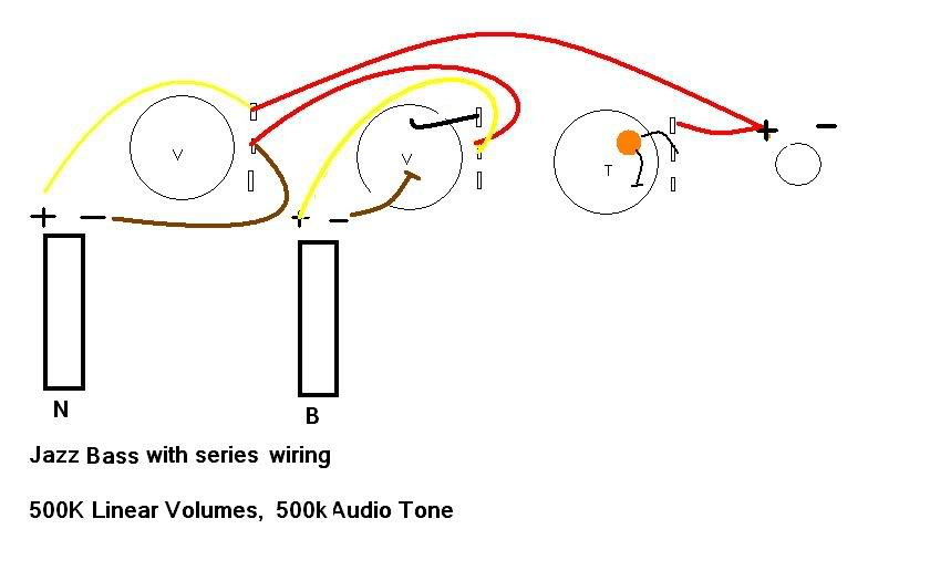 Fender Jazz Bass Wiring Questions