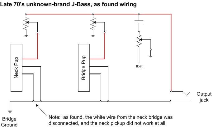 Wiring Question - 3-wire pickups | TalkBass.comTalkBass.com