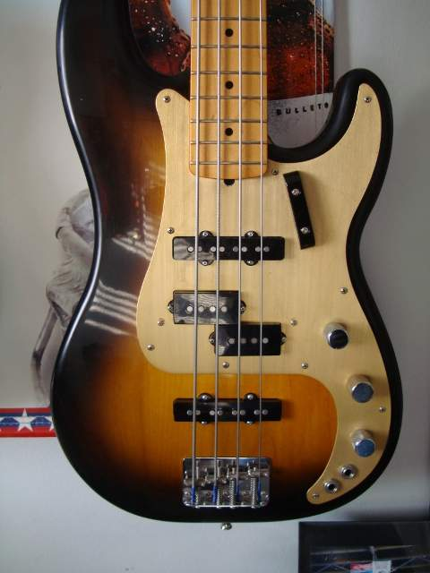 Show us your 3 pickup basses! | Page 13 | TalkBass.com
