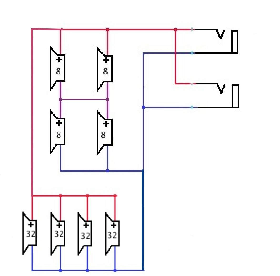 8x10 Bass Speaker Wiring Search For Diagrams Guitar Speakers Ampeg Talkbass Com Rh Wire Configurations