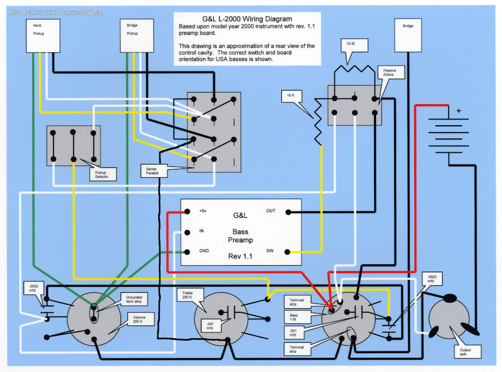 g l l2500 wiring diagram wiring diagram and schematic Basic Electrical Wiring Diagrams at reclaimingppi.co
