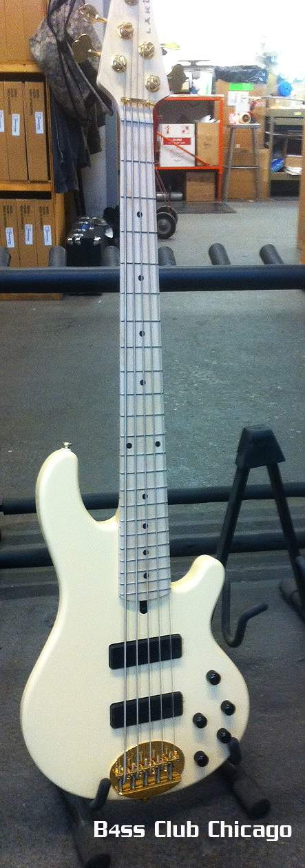 Lakland 5501 White and Gold HW Limited Full.JPG