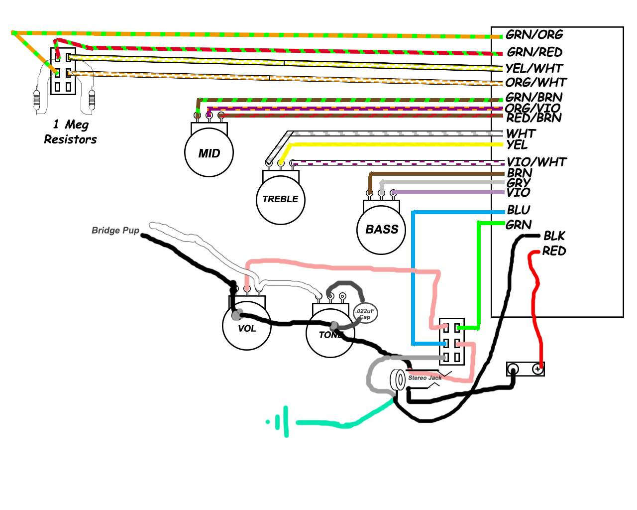 Need help with a Wiring Configuration | TalkB.com Aguilar Wiring Diagram on