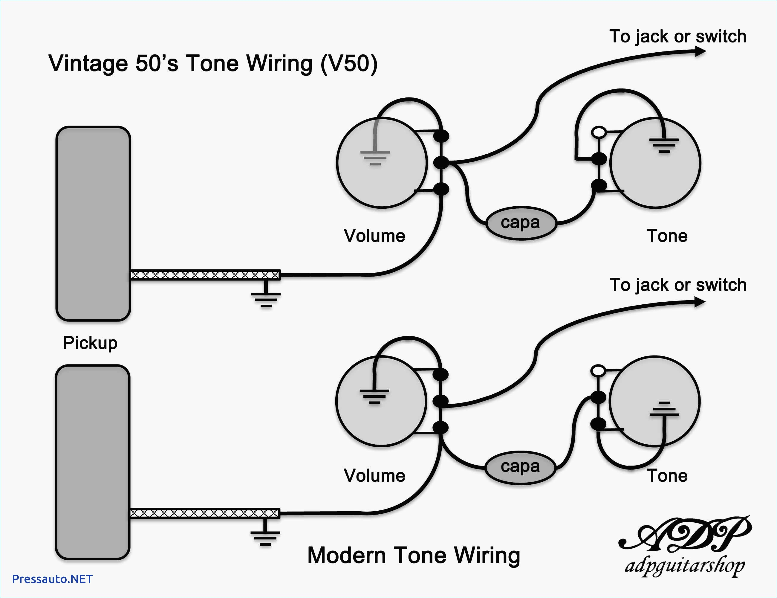 Epiphone Les Paul Special Ii Wiring Diagram from www.talkbass.com