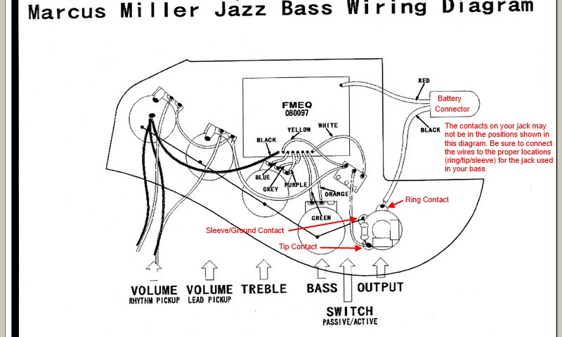 Marcus Miller Fender Jazz B Wiring Diagram | Manual e-books on pickup schematics, pickup wiring strats for 50 s, pickup wiring push pull backwards, pickup wiring ibanez evolution, pickup safety diagrams,