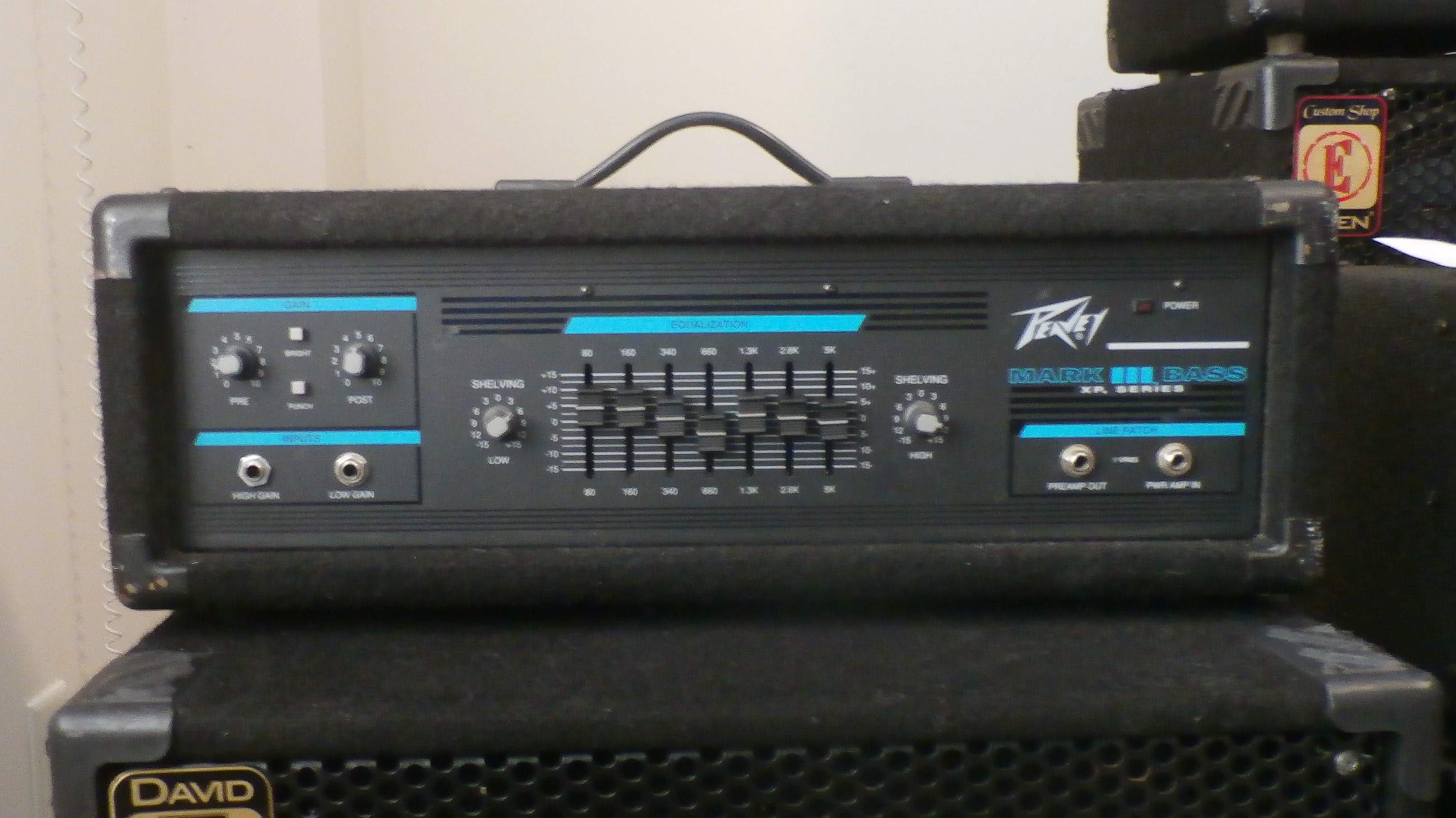 for sale peavey mark iii xp series. Black Bedroom Furniture Sets. Home Design Ideas