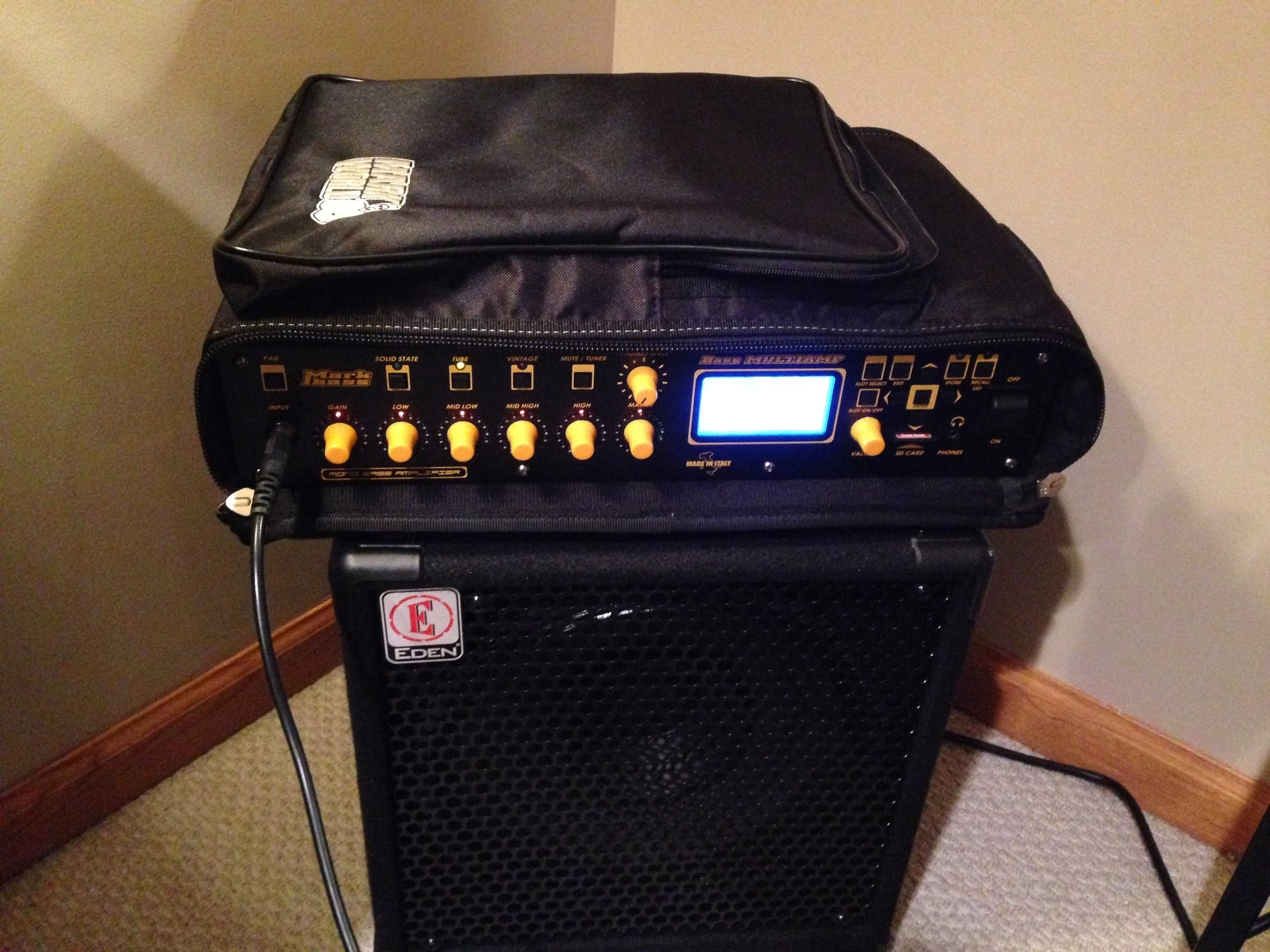 Image result for markbass multiamp bag