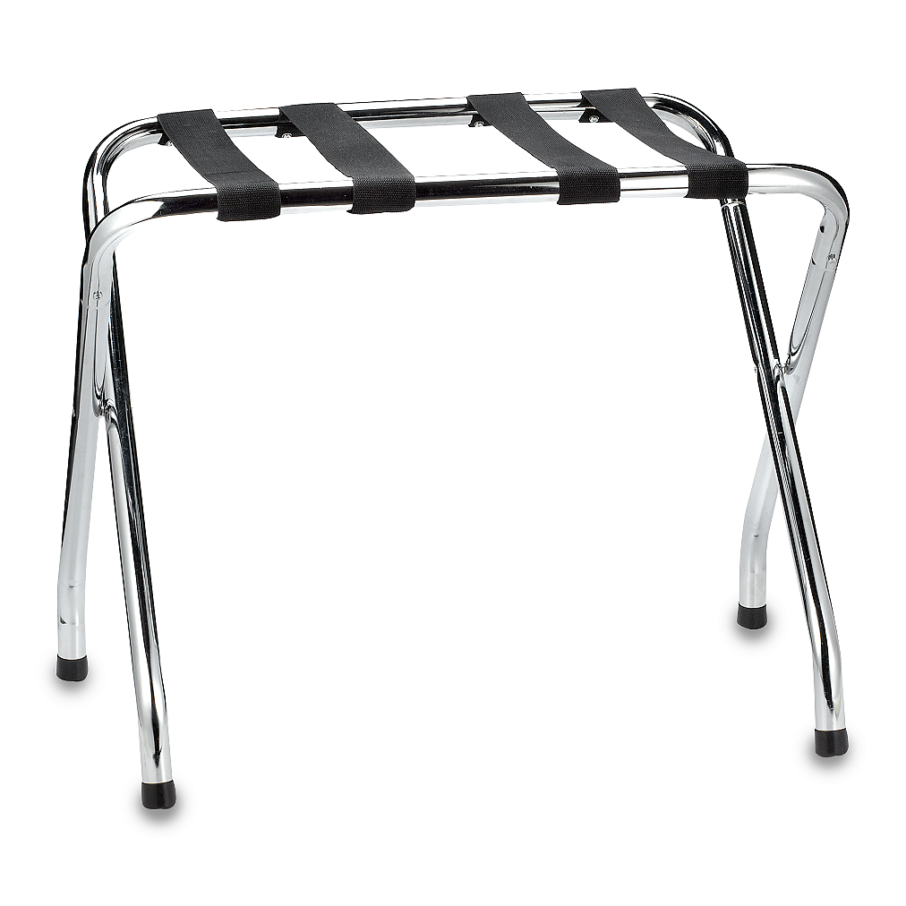 Metal Luggage Stand.