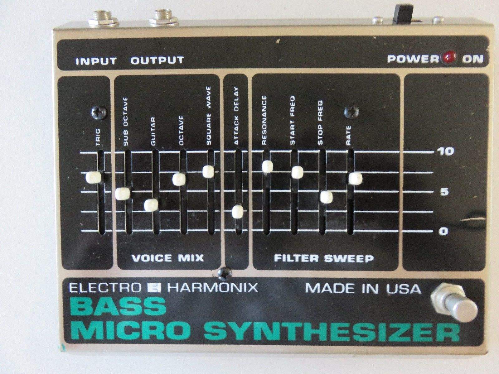 micro synth.