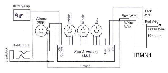 kent armstrong pickups wiring diagram   37 wiring diagram