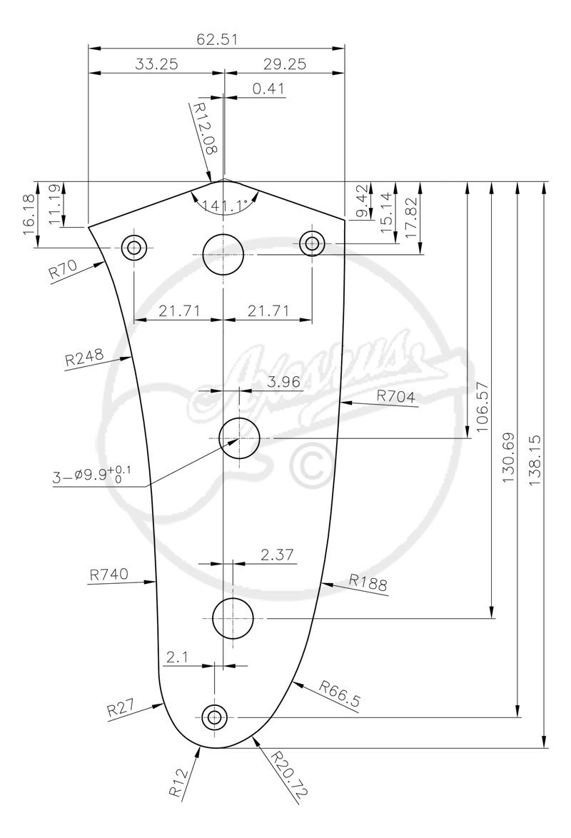 mustang bass control plate. Black Bedroom Furniture Sets. Home Design Ideas