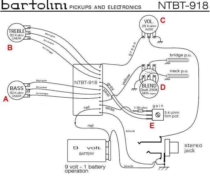 question re  mim jazz   bartolini wiring