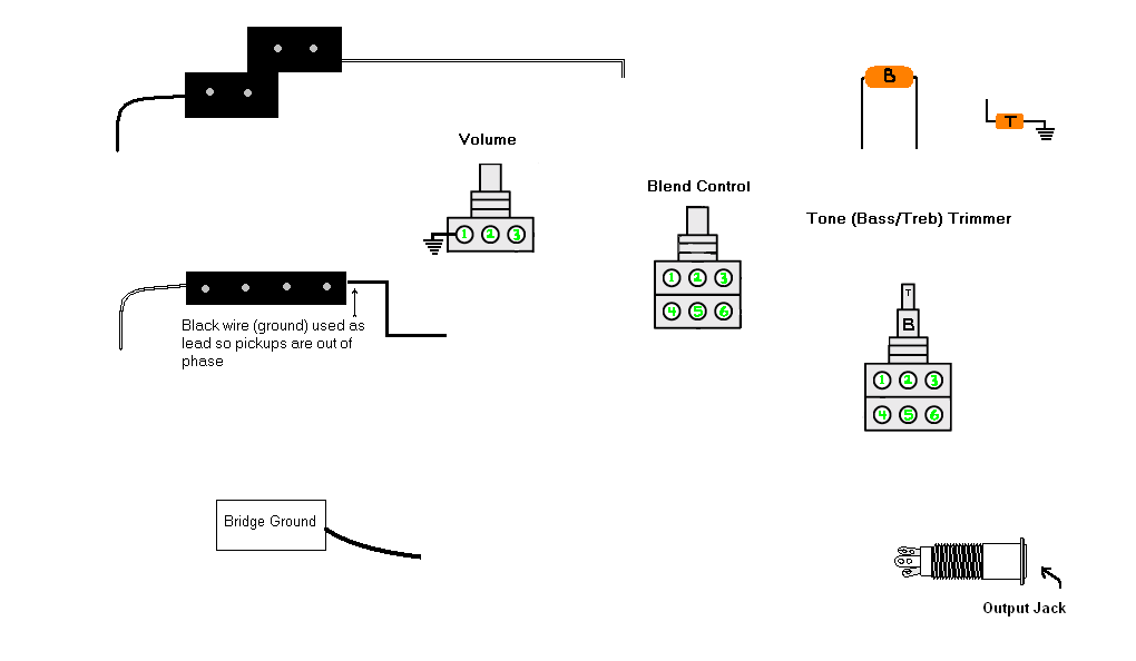 needing help wiring passive pj s com passive pj bass wiring w blend and stacked tone png
