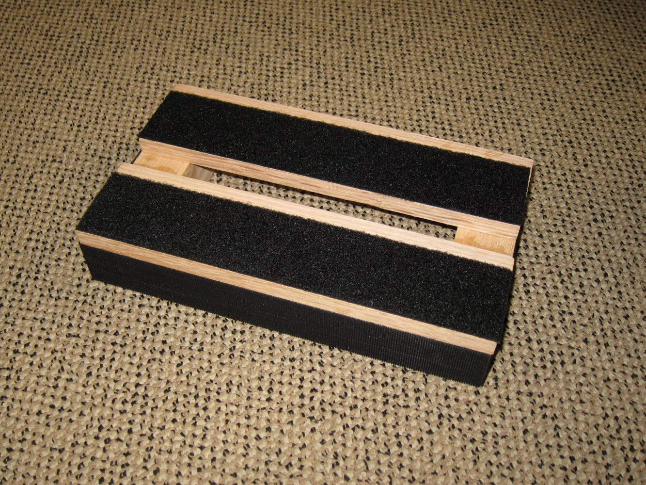 sometimes you need to make your own pedalboard. Black Bedroom Furniture Sets. Home Design Ideas