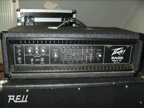 sold fs peavey mark iii chs 300 bass head. Black Bedroom Furniture Sets. Home Design Ideas
