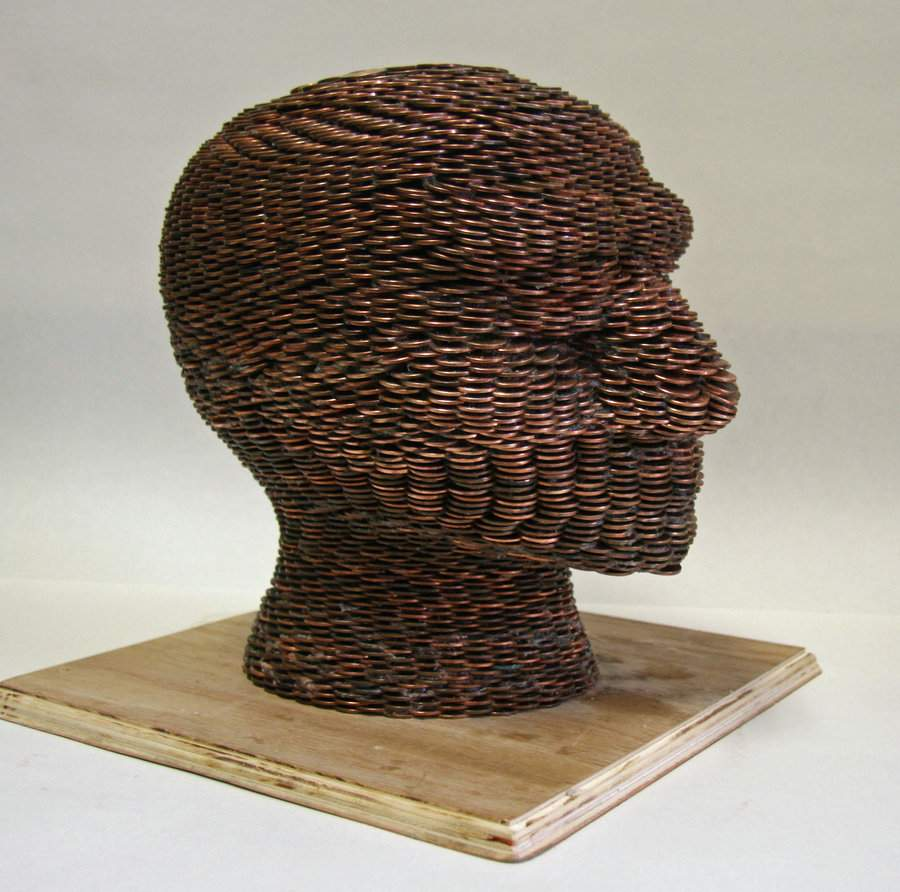 penny_sculpture_by_LordArnebus.