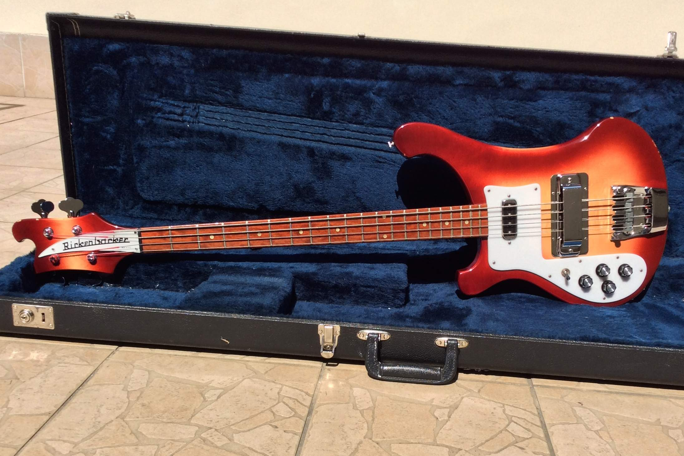 ee0aee7469 For Sale - Rickenbacker 4003 Left handed!!! Lefty Ric 4003 for sale ...