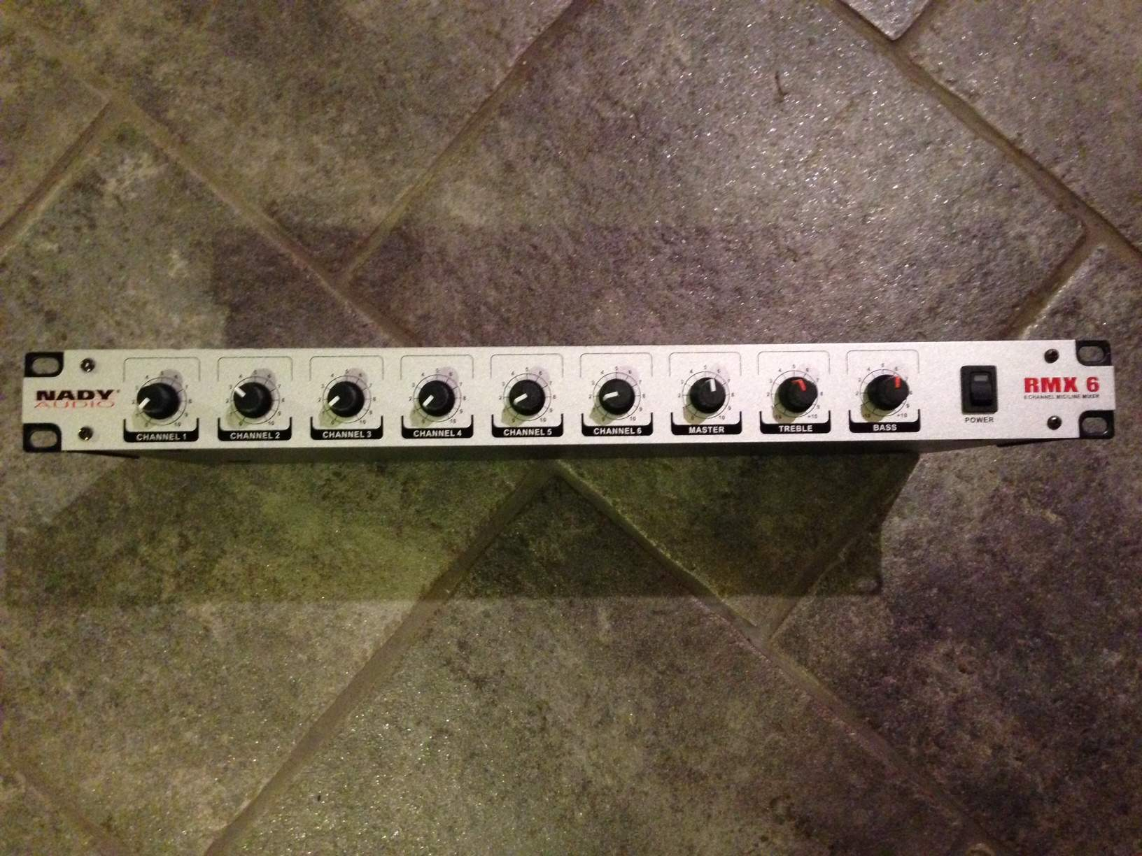 For Sale/Trade - NADY RMX-6 single rack space 6 channel