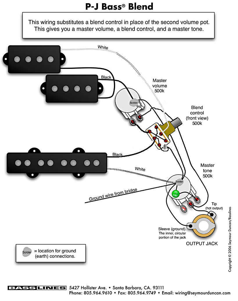 needing help wiring passive pj's talkbass com pj wiring diagram at gsmportal.co