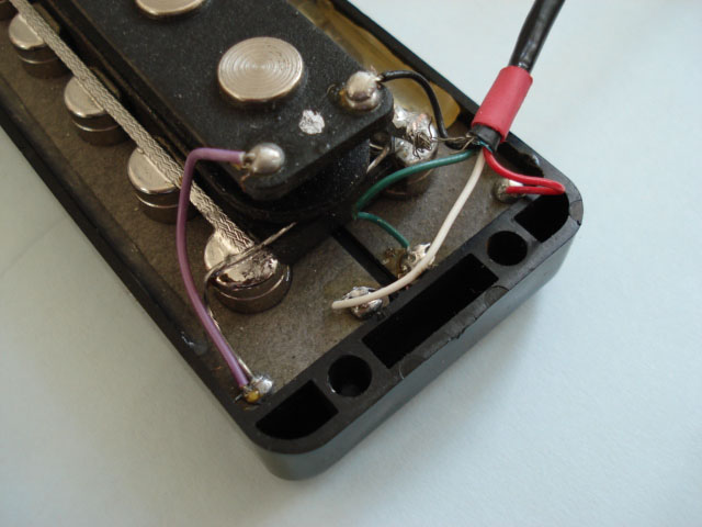 Help me understand dummy coils in MM style pickups ... Alembic Pickups For Guitar Wiring Diagram on