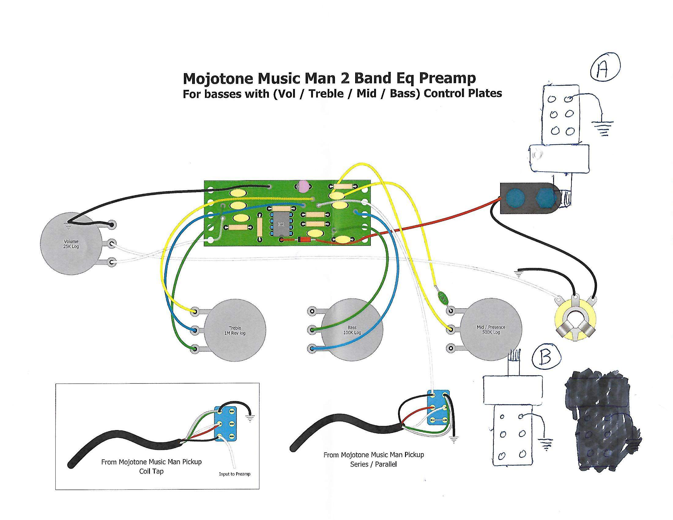 preamp instructions.
