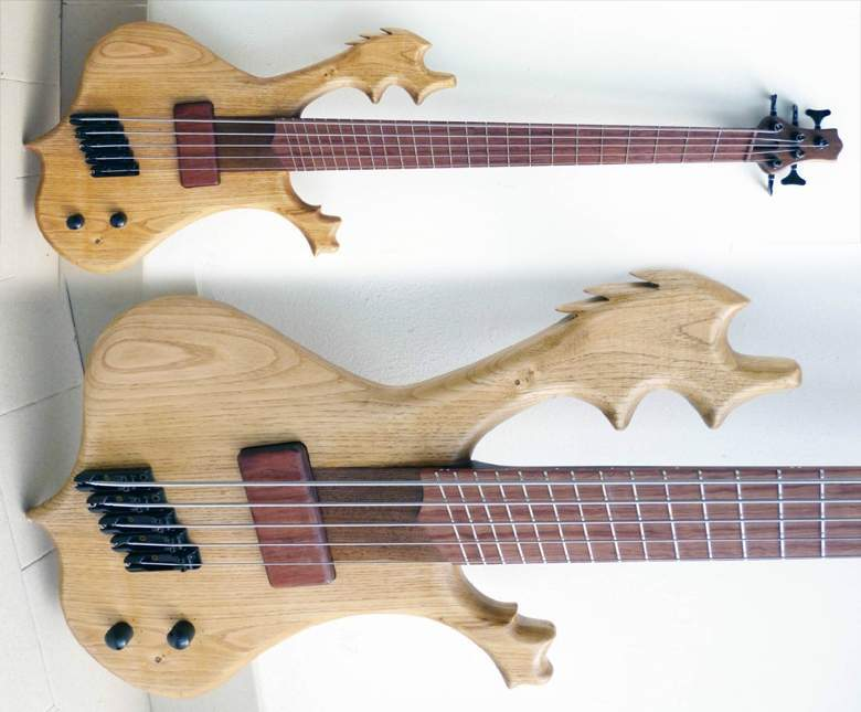 in praise of weird looking basses page 40. Black Bedroom Furniture Sets. Home Design Ideas