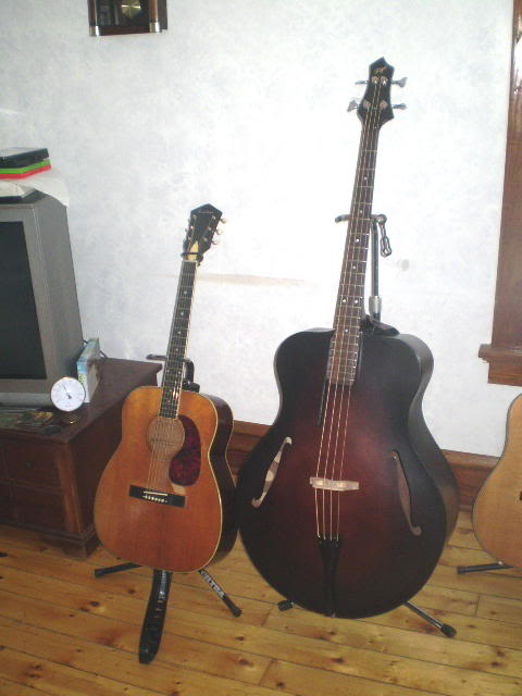 loud acoustic basses that can compete with acoustic guitars page 3. Black Bedroom Furniture Sets. Home Design Ideas