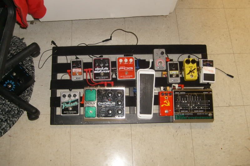 fs old bass micro synth pt pro other pedals. Black Bedroom Furniture Sets. Home Design Ideas
