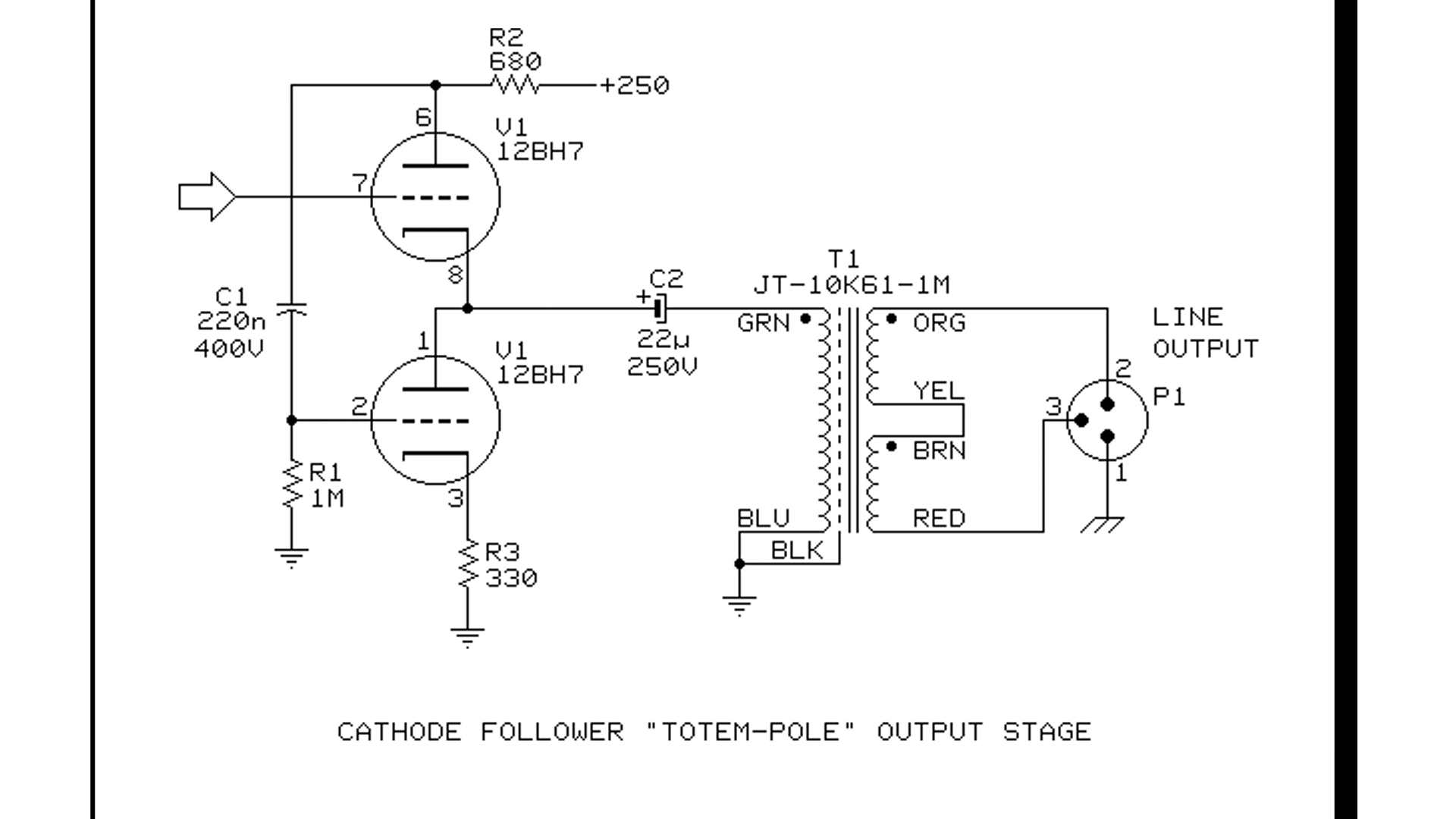 Let's build a tube preamp | Page 29 | TalkBass com