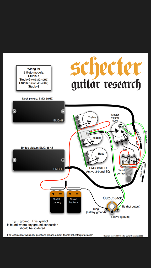 Wiring diagram emg hz pickups wiring solutions emg hz pickups wiring diagram schecter damien diagrams asfbconference2016 Image collections