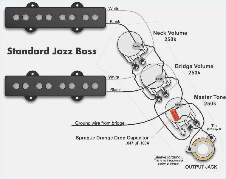 Wiring Jazz Bass Pickups In Series Free Wiring Diagram For You