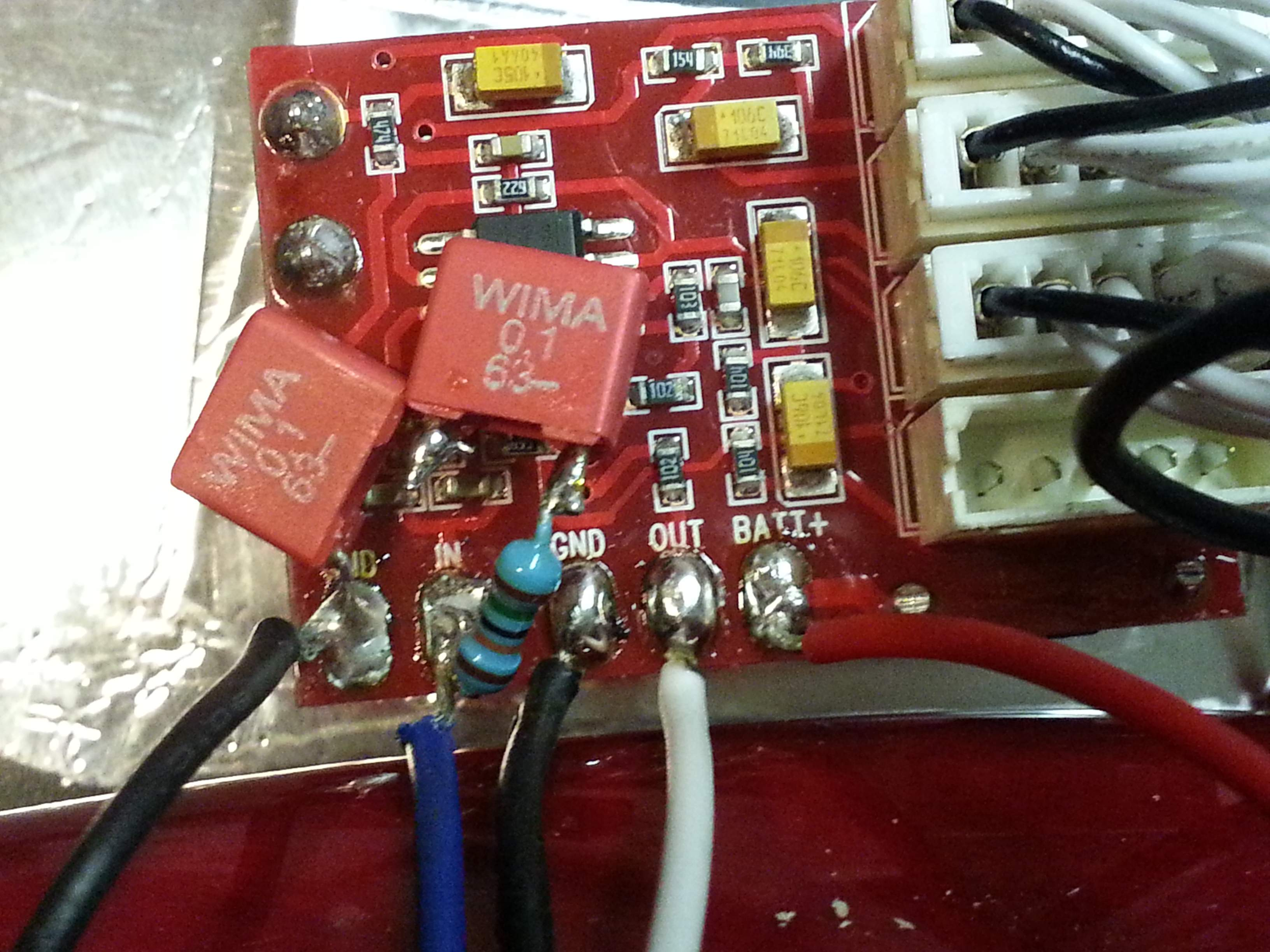 Need to replace Fender MIA Dimension Bass electronics | TalkBass com