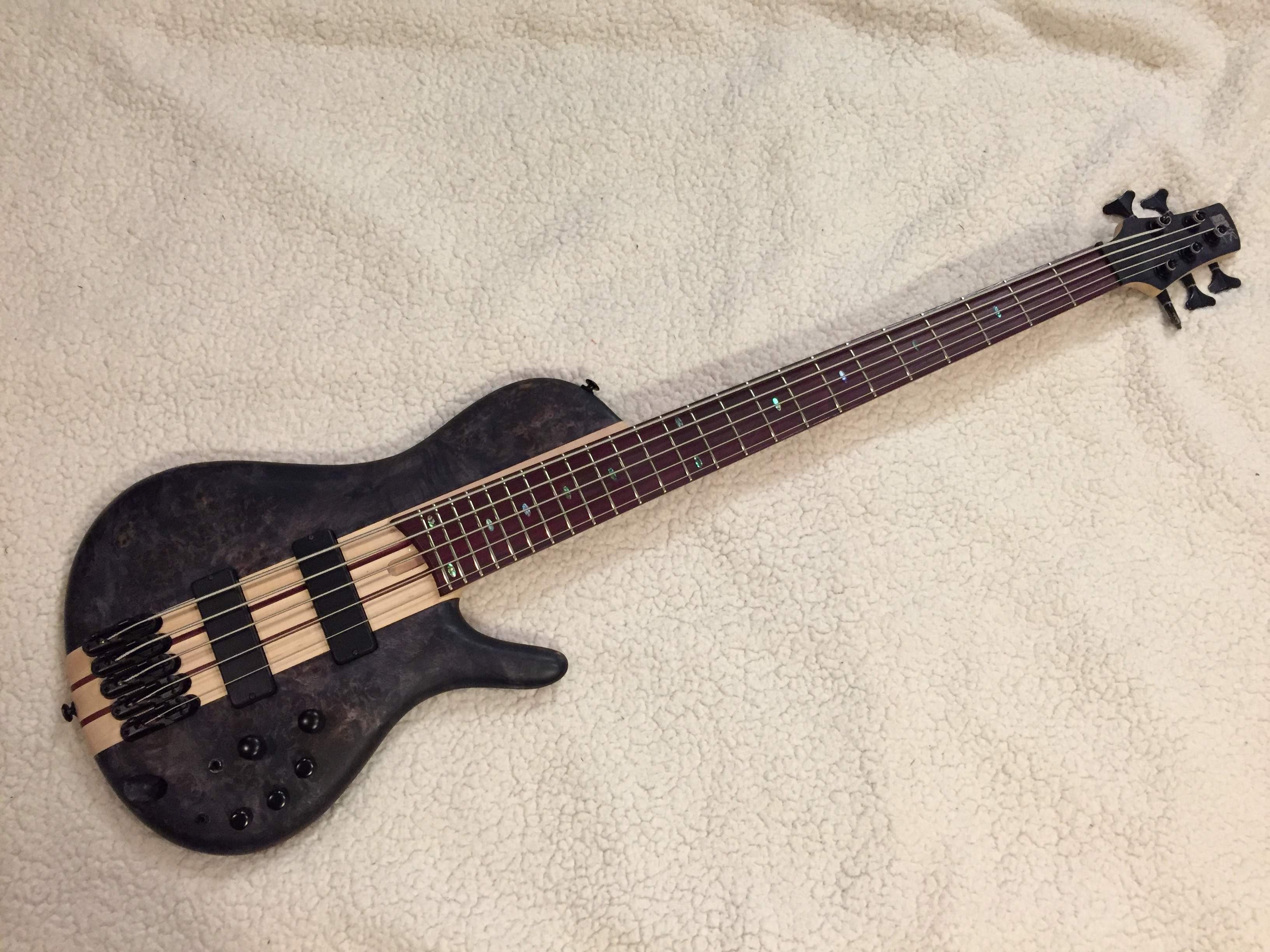 no longer available ibanez srsc805 cerro single cut 5 string bass. Black Bedroom Furniture Sets. Home Design Ideas