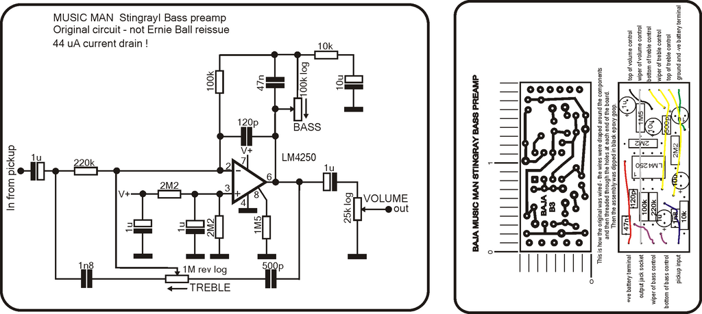 aguilar preamp schematic wiring diagram yoywhat\u0027s a nice 2 band preamp for a stingray? talkbass com bass preamp aguilar preamp schematic