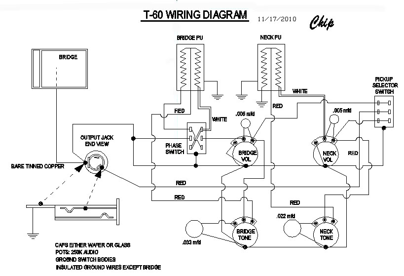 Peavey T 40 Wiring Diagram from www.talkbass.com