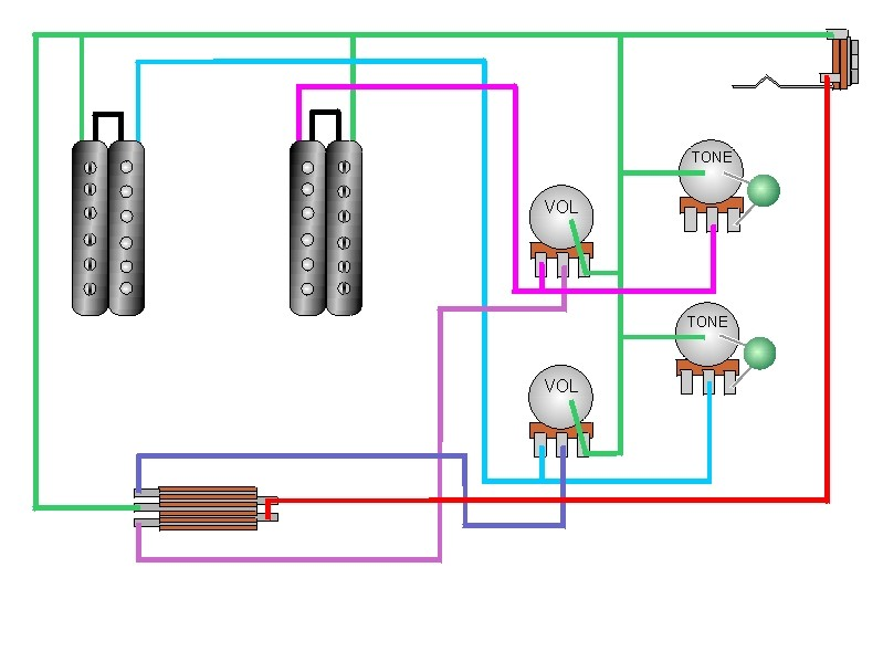2wire humbucker wiring diagram wiring diagrams A 2 Wire Humbucker Pickup Wiring  Suhr Humbucker Wiring Diagram Fender Humbucker Pickup Wiring Diagram Humbucker Guitar Wiring Diagrams