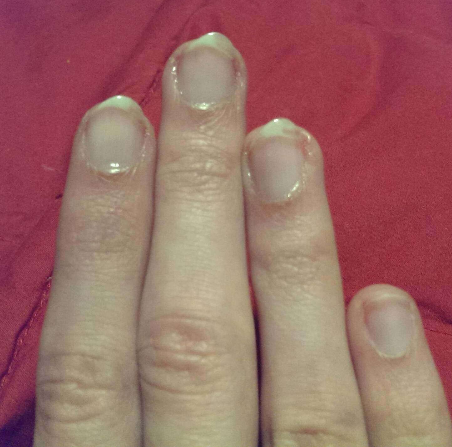 how to grow out nails for guitar