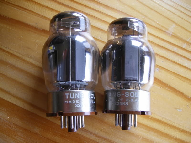 Buying vintage 12AX7 tubes for your amp - from a personal
