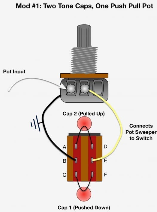 DIAGRAM] Push Pull Pot Wiring Diagram FULL Version HD ... on