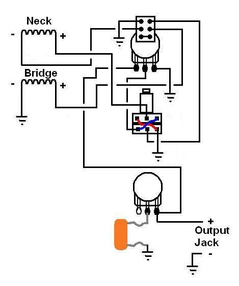 wiring diagram for jazz series  v  p  t