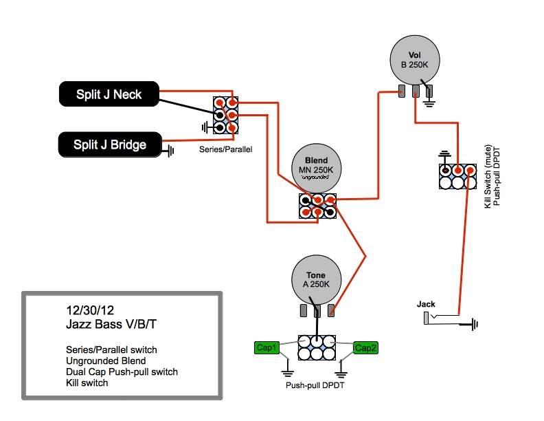 Back to Pive J: My first wiring diagram! | TalkB.com
