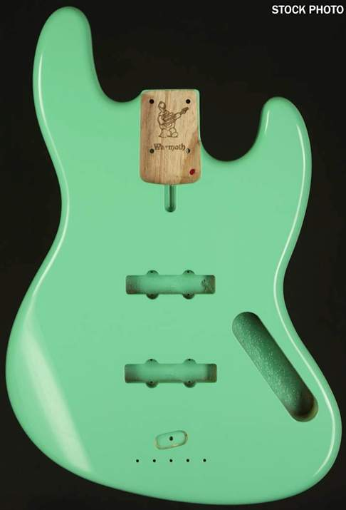 Sea foam green was a great color | Page 5 | TalkBass com