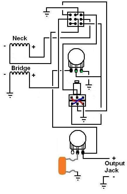 Wiring Question Jazz Bass V B T, Series Parallel Wiring Diagram