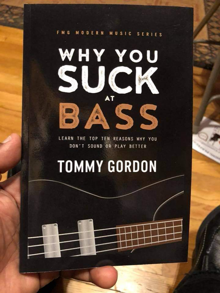 Why you suck at bass.