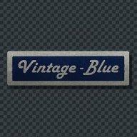 Vintage-Blue
