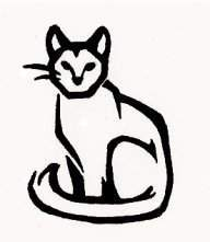 the mongrel cat