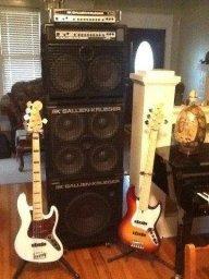 Gospel Bass Player