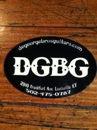 DeGeorge Bros. Guitars